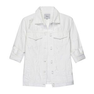 Rails White Star Knox Denim Jacket NWT